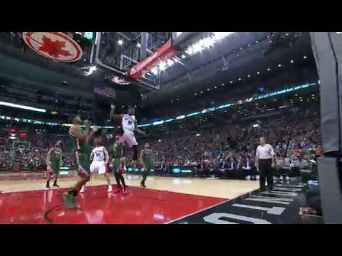 Top 10 NBA Plays: February 2nd