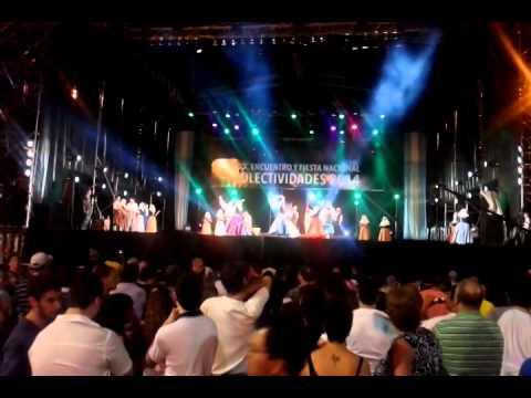 Colectividades Rosario 2014 - Baleares