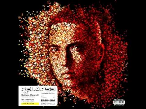 Eminem - Beautiful - Track 17 - Relapse