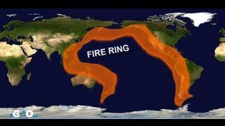 Cinturón de Fuego del Pacífico / The Pacific Ring of Fire [IGEOtv]
