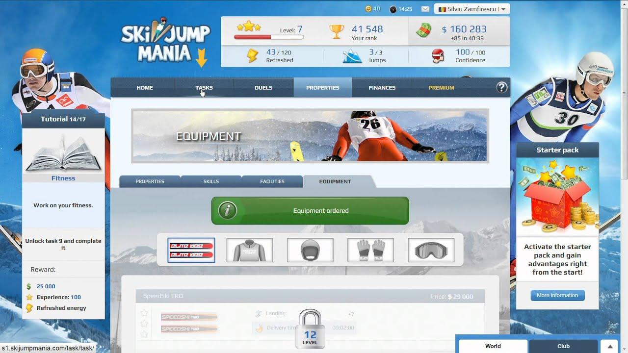 Ski Jump Mania 2