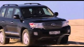 2012 Toyota Land Cruiser 200 / Тест-драйв