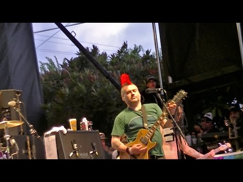NOFX at Thee Parkside Outdoors, SF, CA 8/23/15