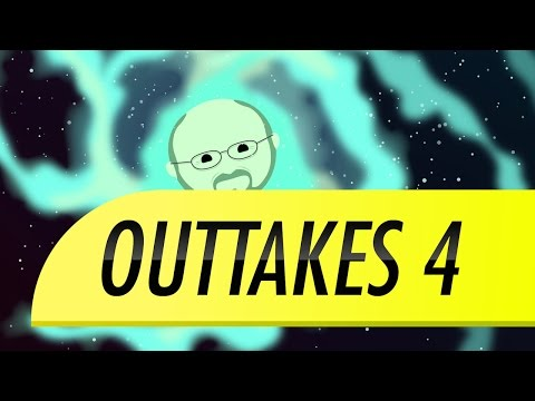 Outtakes #4: Crash Course Astronomy