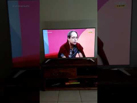Ao vivo na TV Brasil Pedro Cardoso se solidariza com grevistas da EBC