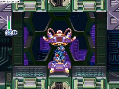 Megaman x4 Partes del la Fourt ,Ultimate Armor y B