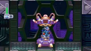 Megaman x4 Partes del la Fourt ,Ultimate Armor y Black Zero