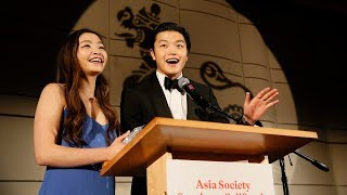 2019 Annual Gala: Maia and Alex Shibutani Accept Olympic Spirit Award