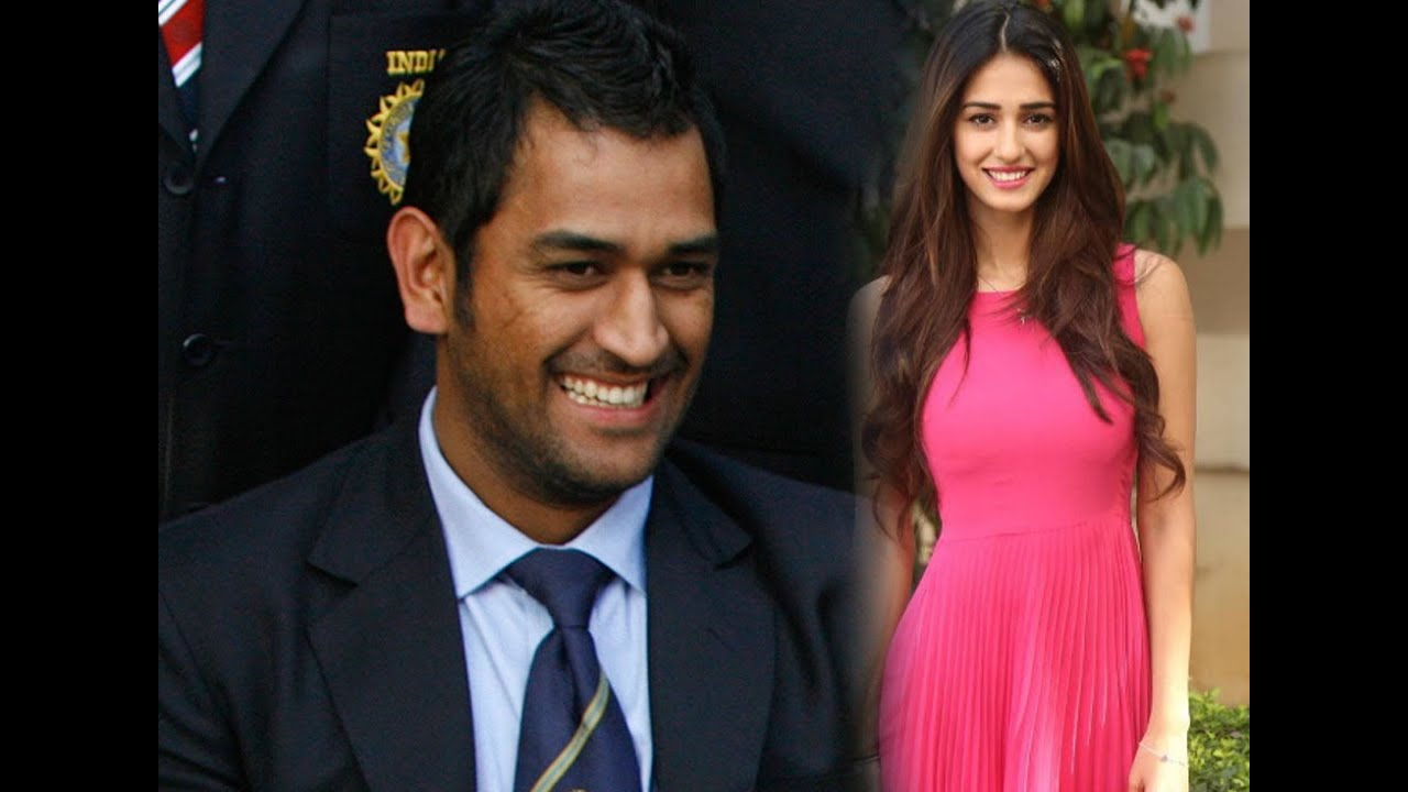 Bollywood finds a beauty queen in MS Dhoni's first love - YouTube
