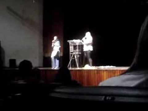 Jessica Ann Velez - Dança Profética - I Conferência Praise Internacial de Dança Cristã - 2012