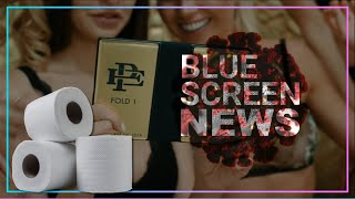 BlueScreen NEWS   PS5 и карантинные развлечения
