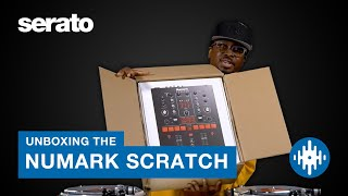 "Numark ""Scratch"" Mixer Unboxing 