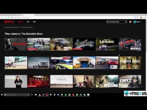 Netflix Proxy Error Fix