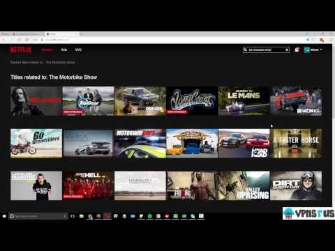 How To By Pass Netflix Geoblock - Fix Netflix Proxy Error - Use VPN With Netflix