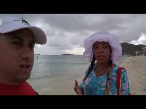 """THINGS TO DO: """"Must See Tour"""" Visit St Maarten Beach on a Budget"""