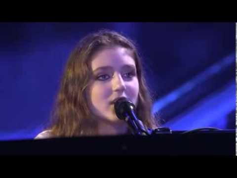 Birdy - Young Blood Live At The iHeartRadio