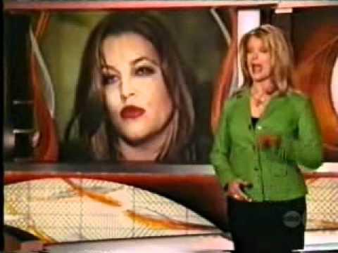 2008 Lisa Marie and Priscilla attend Elvis 68 Comeback Special