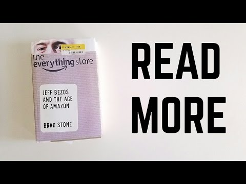 READ MORE EP 1: THE EVERYTHING STORE BY BRAD STONE