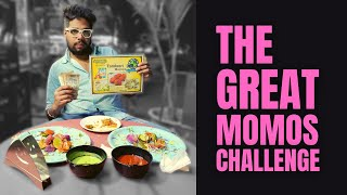 Big Momos World   The Great Momos Challenge   Eat 20 Momos in 15 Minutes and Win 2100 INR