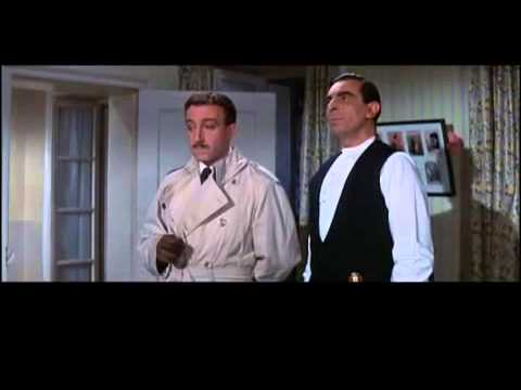 Inspector Clouseau peter sellers tribute
