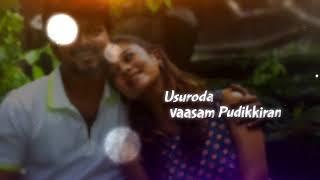 Unakaga vazha ninaikiren song whatsapp status video Bigil songs Thalapathy Vijay Nayanthara Atlee 