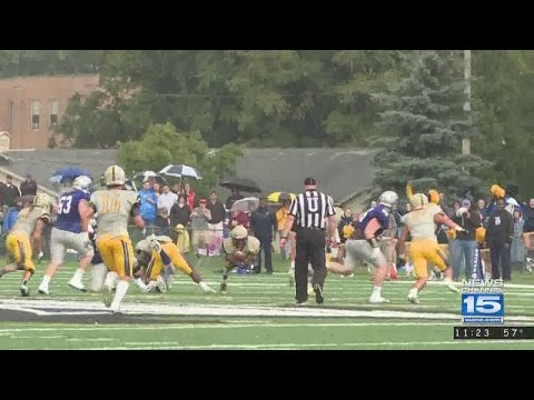 No. 1 Marian gets best of No. 2 St. Francis at home on 10/1/16
