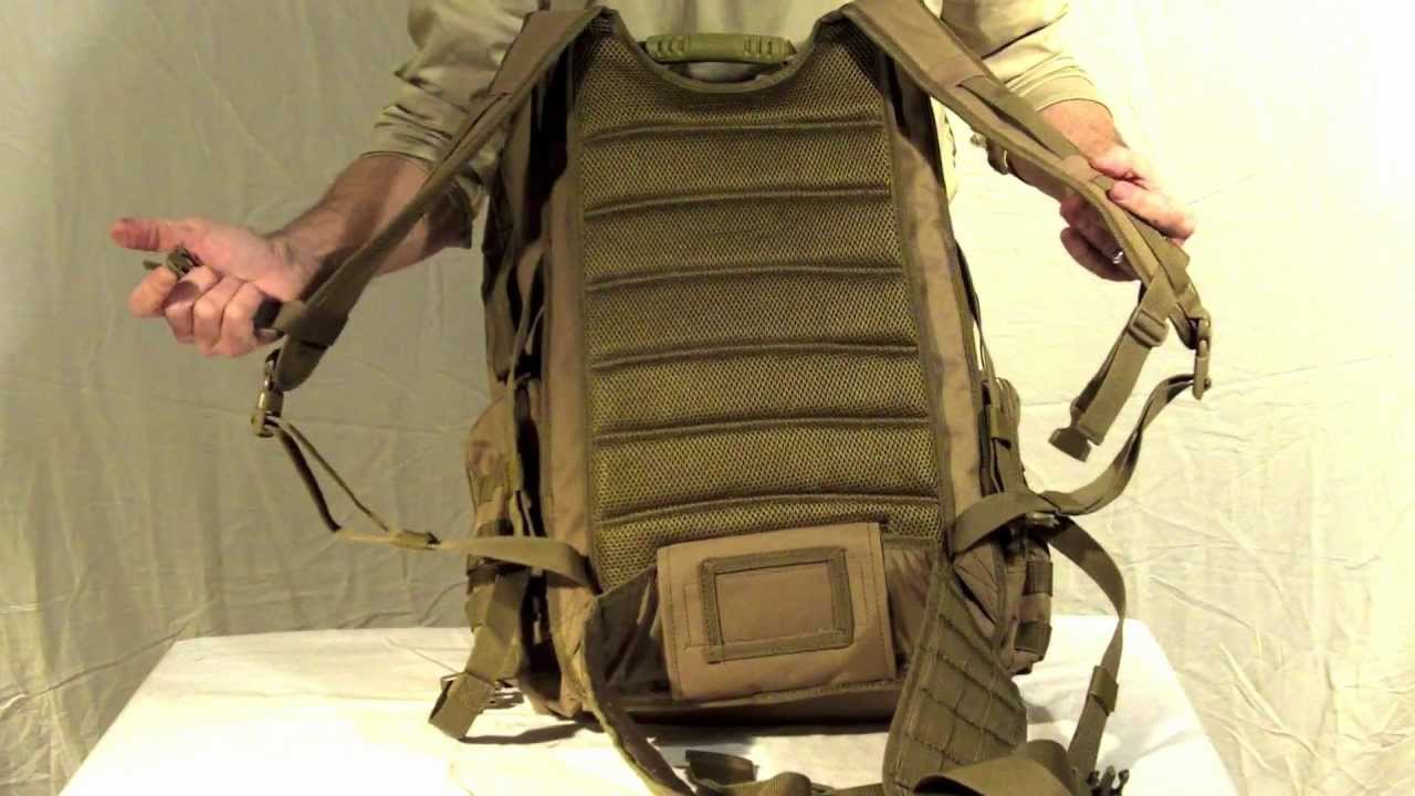 Fox Tactical Operator Action Pack Review - YouTube