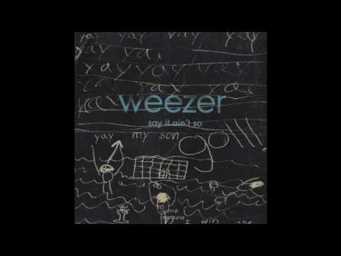 Weezer - Say It Ain't So - Demo for Geffen