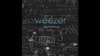 Weezer - Say It Ain't So - Demo for Geffen thumbnail