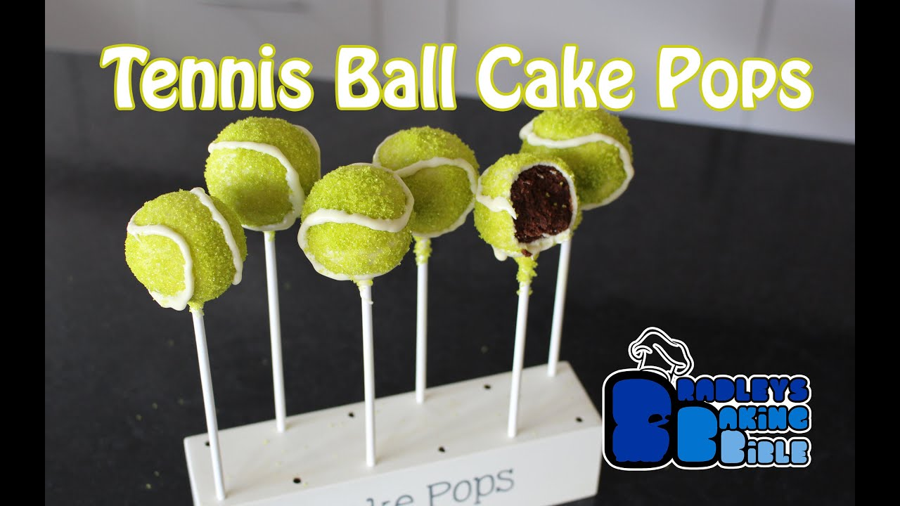 how to serve a ball cake