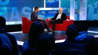 David Chase On George Stroumboulopoulos Tonight: INTERVIEW