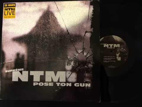 Suprême NTM - Pose Ton Gun (Instrumental)