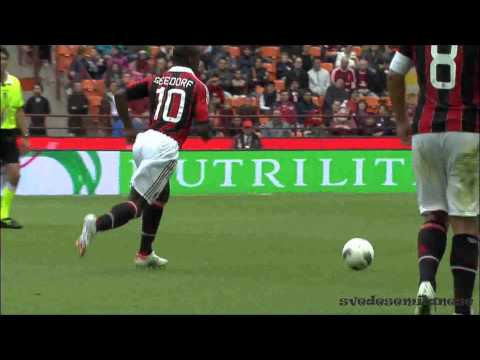 Seedorf best goals HD AC Milan