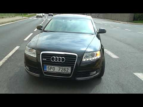Autocentral 125 - Audi A6 3.0TDi Quattro