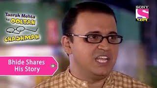 Your Favorite Character   Bhide Shares His Story With Everyone   Taarak Mehta Ka Ooltah Chashmah