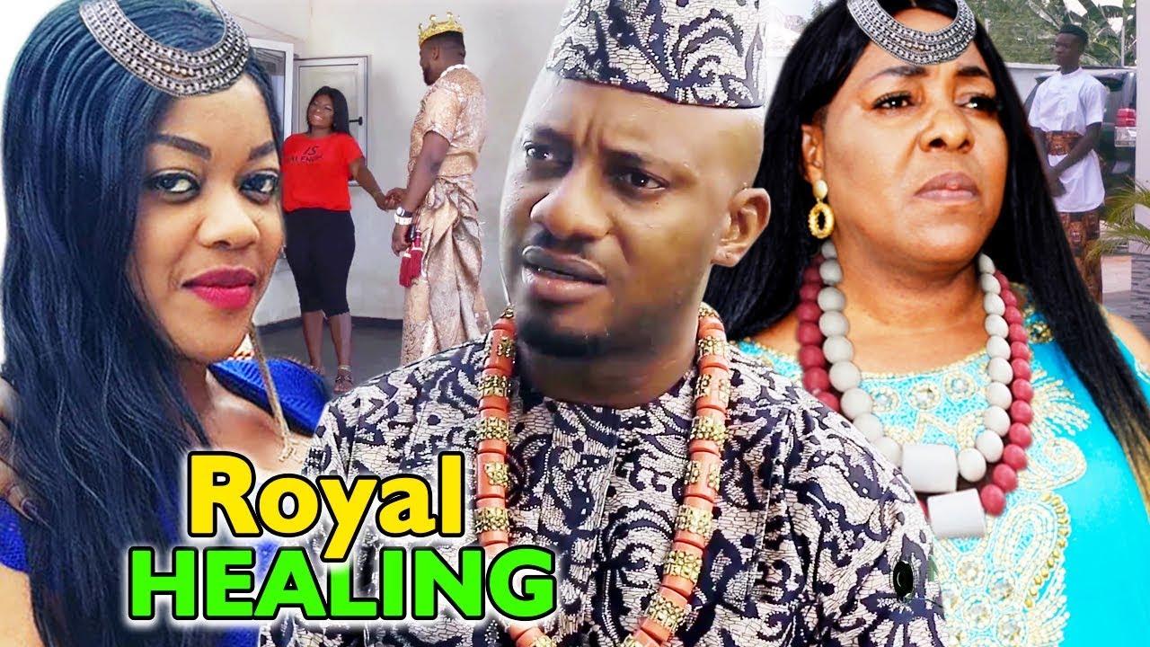 Download Royal Healing Season 5&6 - Yul Edochie & Eve Esin 2019 Latest Nigerian Movie