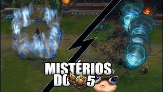 A PASSIVA SECRETA DO YASUO!!! VOCE SABE COMO ATIVAR??? - MISTERIOS DO BRONZE 5