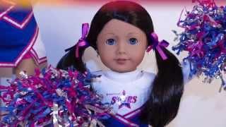 American Girl Spirit Introducing Olivia