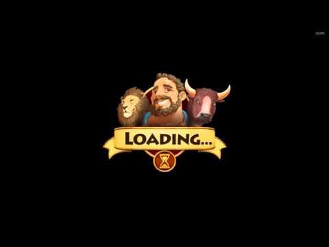 Let's Play 12 Labours of Hercules II: The Cretan Bull (Gameplay and Walkthrough) |