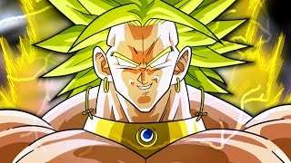Broly's True Power: How Strong Is Broly?