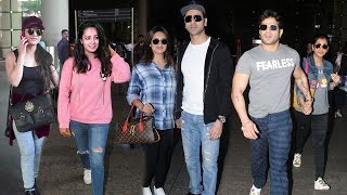 Video Yeh Hai Mohabbatein Tv Actors TOGETHER At Airport-Raman,Ishita,Shagun,Ruhi,Adi,Mallika,Romi download MP3, 3GP, MP4, WEBM, AVI, FLV Juni 2018