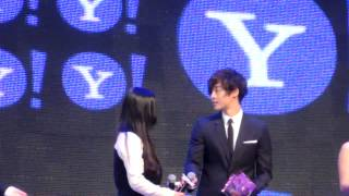 Kim Hyun Joong @ Yahoo Buzz Awards 2012