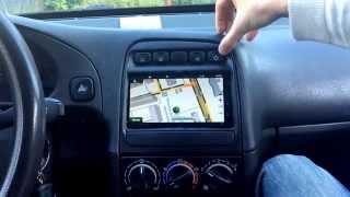 Вживление планшета (навигатора) в ВАЗ 2112(, 2014-09-04T14:37:22.000Z)