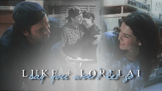 luke + lorelai | say you won