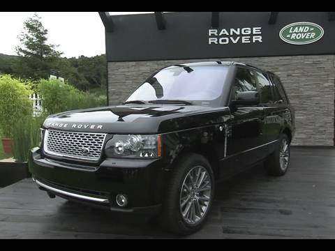 2011 range rover black limited edition youtube. Black Bedroom Furniture Sets. Home Design Ideas