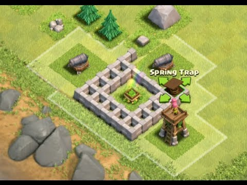 Town Hall 3 and 4 Tips! Win Clash of Clans Episode 2 With Peter17$