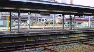 HD なっ!!品川駅にE233系30...