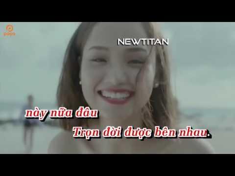 Anh Đang Nơi Đâu Karaoke (Miu Lê)