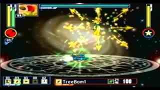 Mega Man Network Transmission - Starman