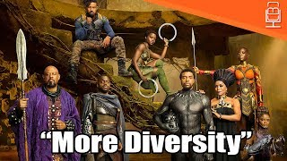 Black Panther Has Studios Asking for More Diverse Superhero Movies